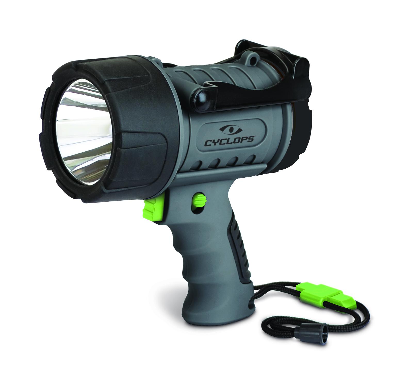 Rechargeable Waterproof Spotlight